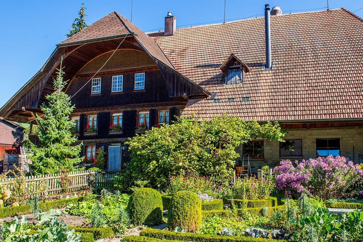 Bauernhaus Bleiche